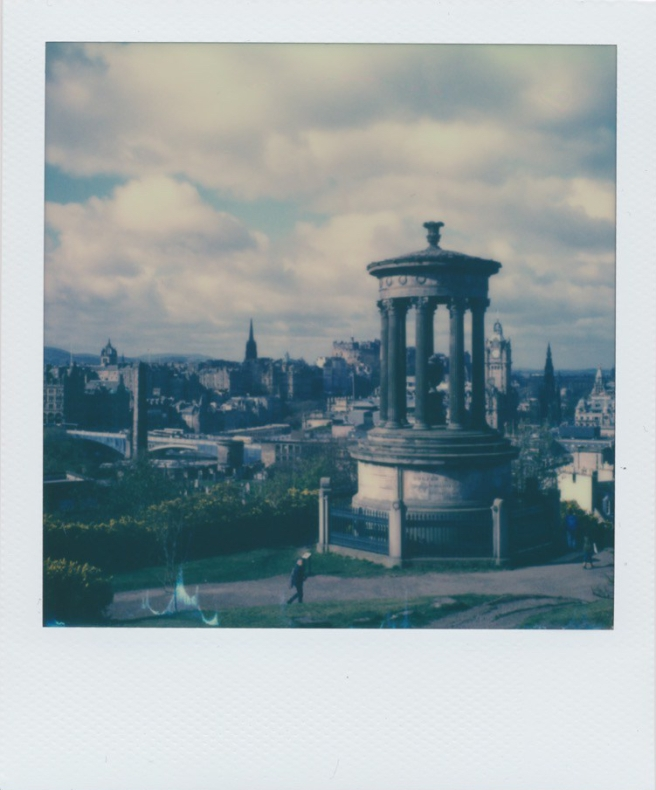 SX70_Edinburgh_Calton_Hill (Color) 3 copy 2
